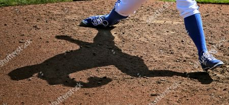 Brad Penny Toronto Blue Jays pitcher Brad Penny casts a shadow as he pitches to the Minnesota Twins during the sixth inning of am exhibition spring training baseball game, in Dunedin, Fla