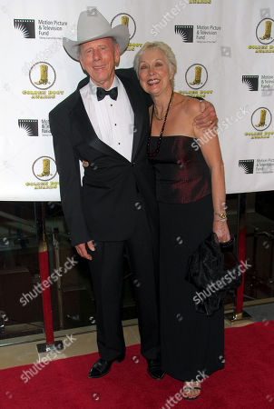 Rance Howard and Judy O'Sullivan