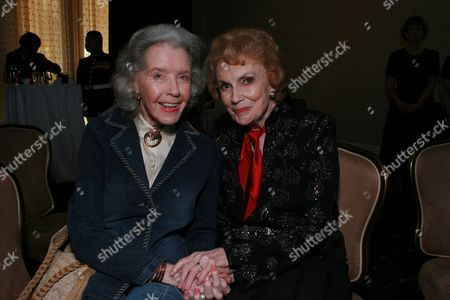 Marsha Hunt and Joan Leslie