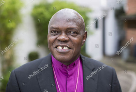 The Archbishop of York The Most Reverend Archbishop of York John Sentamu.