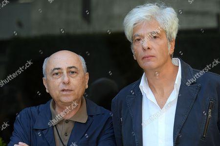 Editorial picture of 'La verita sta in cielo' film photocall, Rome, Italy - 29 Sep 2016