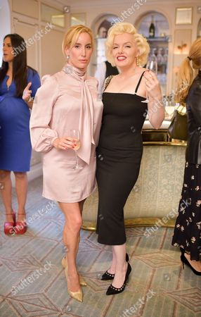 Joy Desmond and Suzi Kennedy