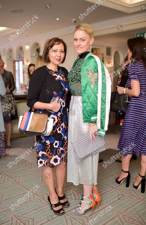 Editorial photo of Annual Gynaecological Cancer Fund Ladies' Lunch at Fortnum & Mason, London, UK - 29 Sep 2016