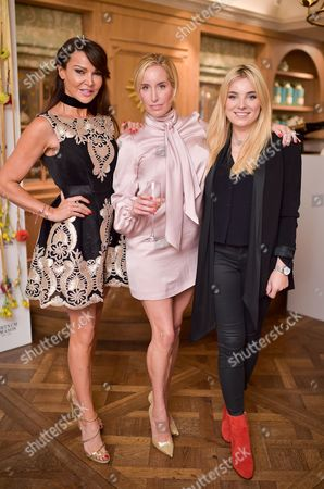 Lizzie Cundy, Joy Desmond and Sian Welby