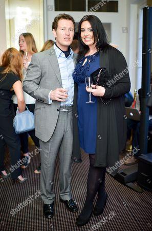 Nick Moran and Dr Jasmin Duran