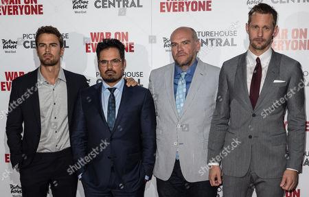 Editorial image of 'War On Everyone' Film Premiere, London, UK - 29 Sep 2016