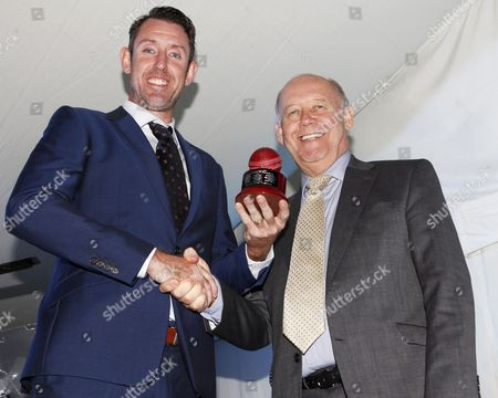 Editorial picture of Essex CCC Awards 2016, Cricket, Essex County Ground, Chelmsford, Essex, United Kingdom - 29 Sep 2016