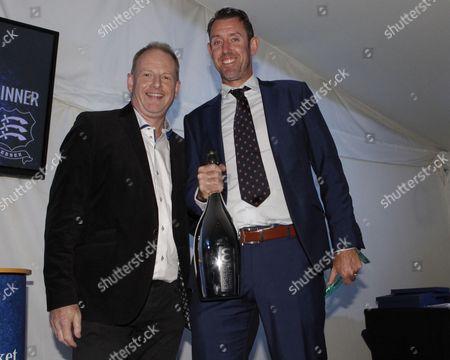 Editorial photo of Essex CCC Awards 2016, Cricket, Essex County Ground, Chelmsford, Essex, United Kingdom - 29 Sep 2016
