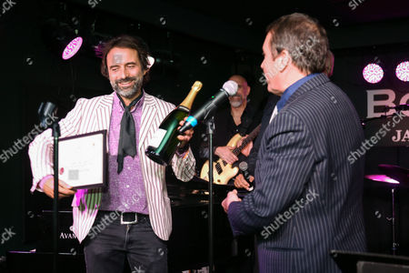 Editorial picture of The Boisdale Music Awards at Boisdale of Canary Wharf, London, Britain on 29 Sep 2016.