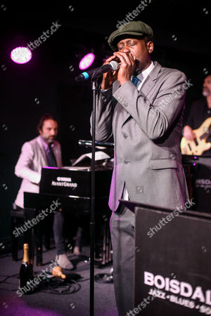 Editorial image of The Boisdale Music Awards at Boisdale of Canary Wharf, London, Britain on 29 Sep 2016.