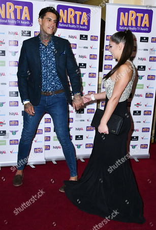 Editorial picture of National Reality TV Awards, London, UK - 29 Sep 2016