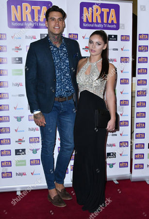 Editorial photo of National Reality TV Awards, London, UK - 29 Sep 2016