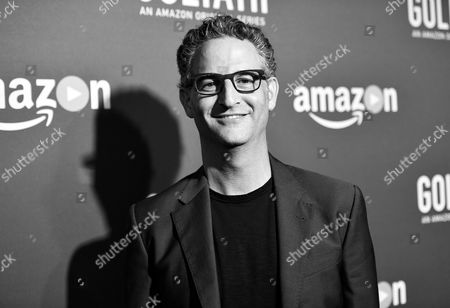 Editorial photo of Amazon Premiere Screening of 'Goliath', Arrivals, Los Angeles, USA - 29 Sep 2016