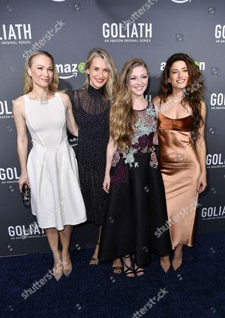 Sarah Wynter, Ever Carradine, Diana Hopper and Tania Raymonde
