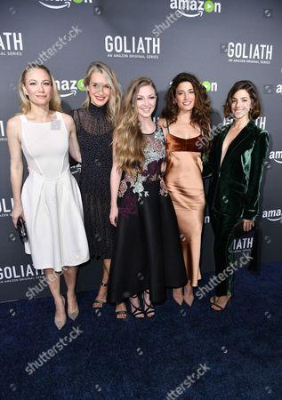Sarah Wynter, Ever Carradine, Diana Hopper, Tania Raymonde and Olivia Thirlby