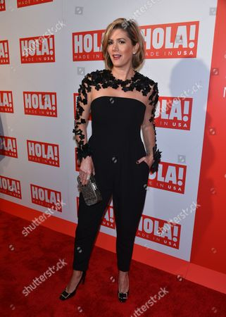 Editorial photo of HOLA! USA Launch Party, New York, USA - 29 Sep 2016