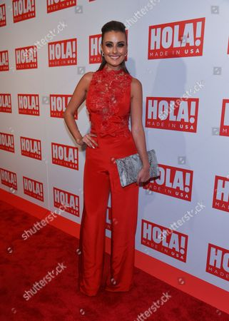Editorial image of HOLA! USA Launch Party, New York, USA - 29 Sep 2016