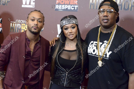 Master P, Cymphonique Miller, Percy Romeo Miller Jnr