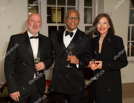 Dominic Carter (actor), Gary Wilmot and Belinda Lang