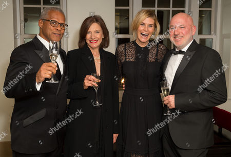 Gary Wilmot, Belinda Lang, Kim Tiddy and Dominic Carter