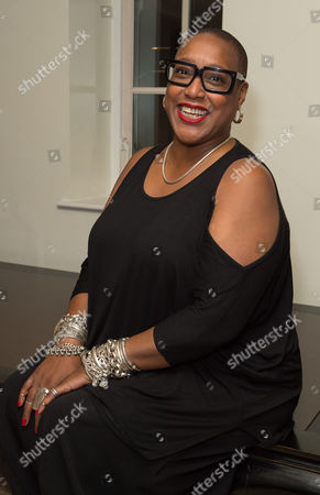 Stock Picture of Paulette Randall MBE