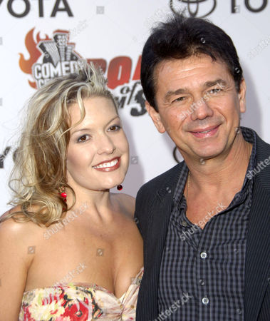 Lyssa Baker and Adrian Zmed