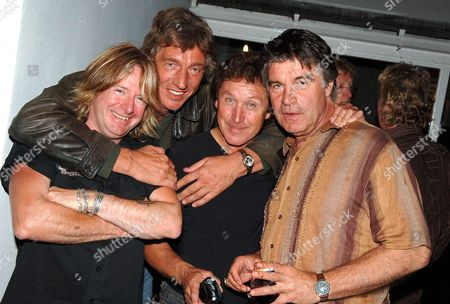 Editorial picture of 'Carew Rock' Concert in Pembrokeshire, Wales, Britain - 05 Aug 2006