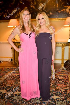 Sophie Conran and Stacey Jackson