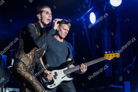 Jane's Addiction - Perry Farrell and Chris Chaney