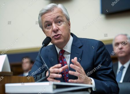 John Stumpf Wells Fargo CEO John Stumpf testifies on Capitol Hill in Washington, before the House Financial Services Committee investigating Wells Fargo's opening of unauthorized customer accounts