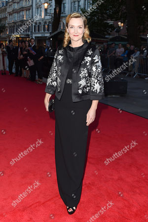 Editorial photo of BAFTA Cymru Awards, Arrivals, Cardiff, Wales, UK - 02 Oct 2016