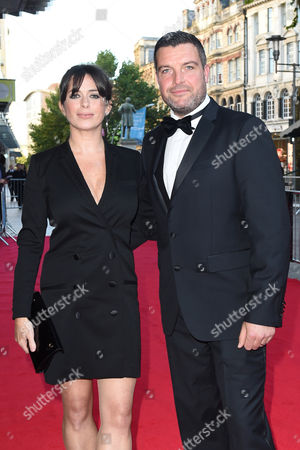 Eve Myles and Bradley Freegard