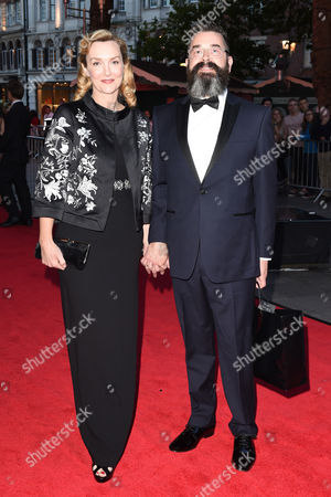 Editorial picture of BAFTA Cymru Awards, Arrivals, Cardiff, Wales, UK - 02 Oct 2016