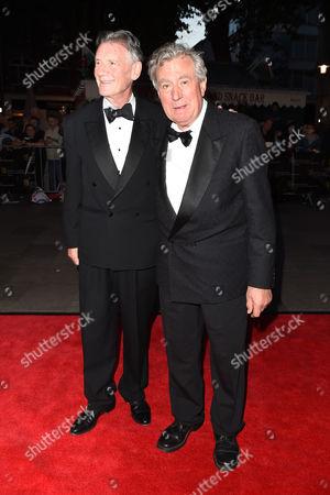 Michael Palin and Terry Jones