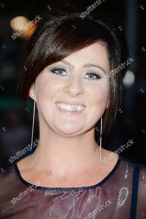 Editorial image of BAFTA Cymru Awards, Arrivals, Cardiff, Wales, UK - 02 Oct 2016