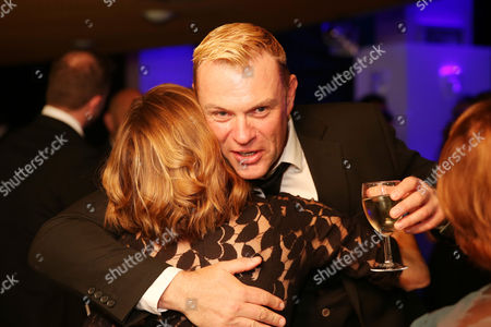 Editorial picture of BAFTA Cymru Awards, after party, Cardiff, Wales, UK - 02 Oct 2016