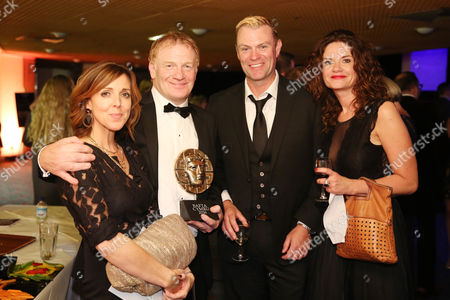 Editorial image of BAFTA Cymru Awards, after party, Cardiff, Wales, UK - 02 Oct 2016