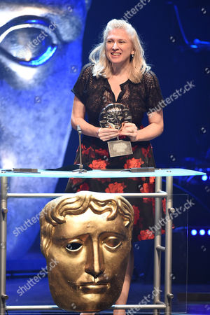 Editorial image of BAFTA Cymru Awards, Show, Cardiff, Wales, UK - 02 Oct 2016