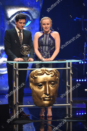 Jacob Ifan and Alexa Davies present Sound Award