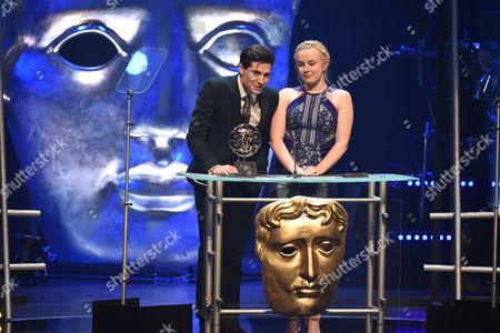 Jacob Ifan and Alexa Davies present Sound Award