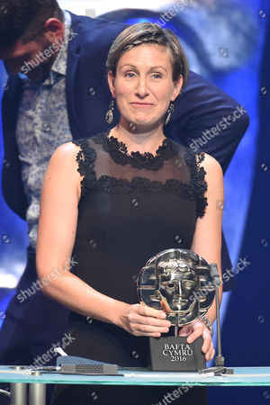 Editorial photo of BAFTA Cymru Awards, Show, Cardiff, Wales, UK - 02 Oct 2016