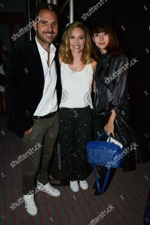 Christophe Michalak, Lilou Fogli, Delphine McCarty