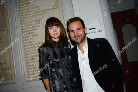 Delphine McCarty, Christophe Michalak