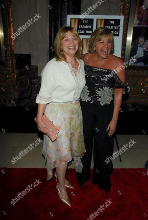 Roslyn Kind and Lorna Luft