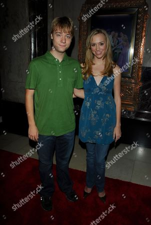 Editorial photo of 'Dirty Rotten Scoundrels' Play Opening Night, Pantages Theatre, Los Angeles, California, America - 15 Aug 2006
