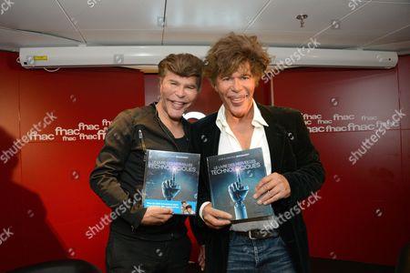 Grichka Bogdanov and Igor Bogdanoff