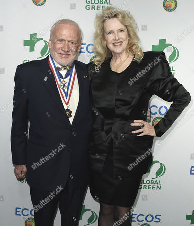 Editorial picture of Global Green Environmental Awards, Los Angeles, USA - 29 Sep 2016