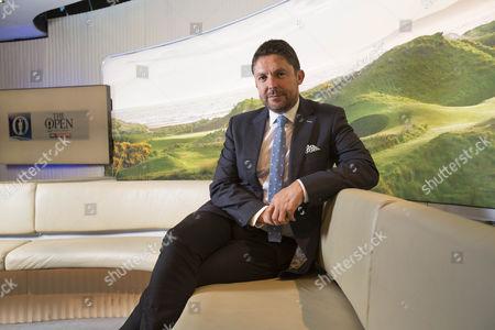 Editorial photo of Sky Sports Managing Director Barney Francis, UK - 07 Jul 2016