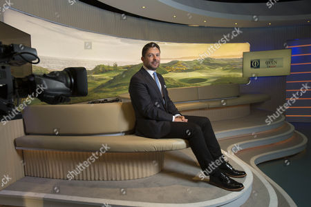 Stock Image of Barney Francis, Sky Sports Managing Director