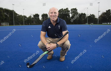 Editorial photo of Hockey coach Danny Kerry at Bisham Abbey National Sports Centre, Berkshire, UK - 07 Sep 2016